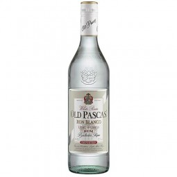 Old Pascas white rum light 0.7 L of white rum