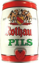 Rothaus PILS 5 L party box