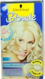 Schwarzkopf Blonde L1 + brighteners