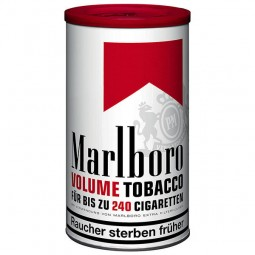 Marlboro red box volume tobacco 100g
