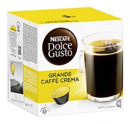 Dolce Gusto grande caffe crema 16 x 8 g