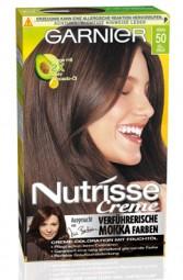 Garnier Nutrisse - 50 - Light Brown / Mocca