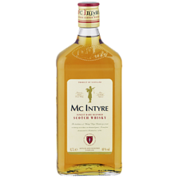 Scotch Whisky MC INTYRE 40%VOL.0,7L