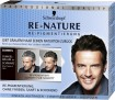 Re-nature re pigmentation dark brown to black