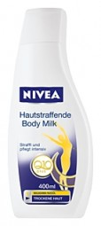 Skin-smoothing body milk Nivea Q10