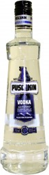Pushkin vodka original 37.5% - 0.7 L