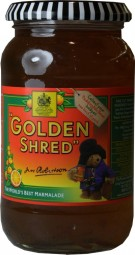 Golden shred marmelade