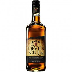 Jim beam Devils cut 0.7 L bottle