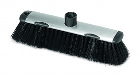 Room broom metal Edition black