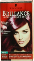 BRILLANCE intensive COLOR cream wild silk 859