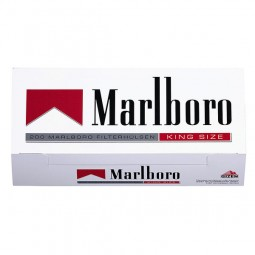 Marlboro Red King Size filter sleeve 200