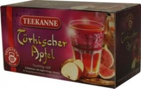 Turkish Apple tea pot fruity sweet