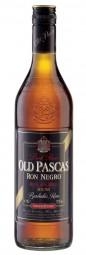 Old Pascas Dark Rum Ron Negro 0.7 L Dark Rum