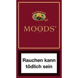 Dannemann moods without filter cigarillos 5 piece