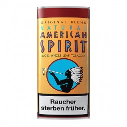 American spirit blend original natural twist tobacco, 30 g