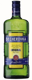 Becherovka herbal liqueur 38% VOL -. 0.7 L