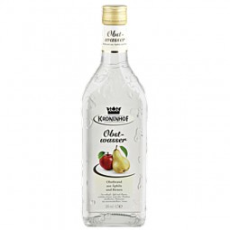 Kronenhof fruit water 38% VOL 0, 7L