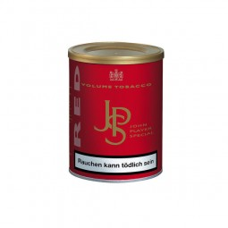 JPS red volume tobacco, American blend 80 g Tin