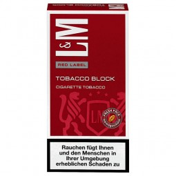 LundM red tobacco block 42 g Pack