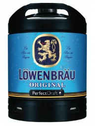 Löwenbräu Original Perfectdraft 6 liter barrel