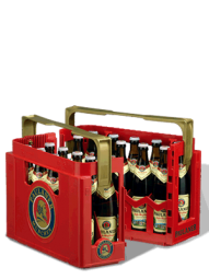 Naturally Paulaner clouded wheat beer cloudy 20 x 0.5 L