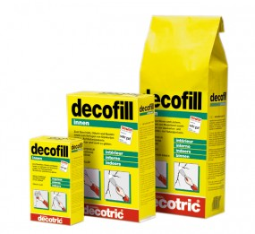 decofill in ankle
