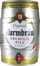 Turmbräu PILS 5 l party box