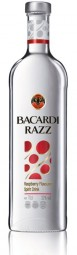 Bacardi Razz - raspberry flavoured spirit drink