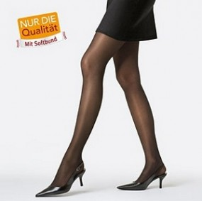 Brilliant 40 tights size 40-44 M Black