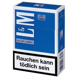 LundM Blue label XL 25 cigarettes