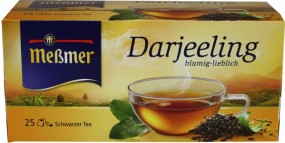 Messmer Darjeeling tea