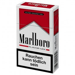 Marlboro flavor mix 19 cigarettes with filter
