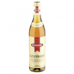 Kronenhof GOLD fire 28% VOL 0, 7 l