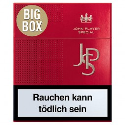 JPS red big box 25 Filtertigaretten