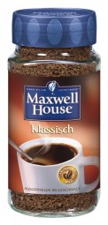 Classic 200g Maxwell House Instant Coffee