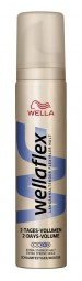Wella Flex 2-day volume of extra strong hold mousse