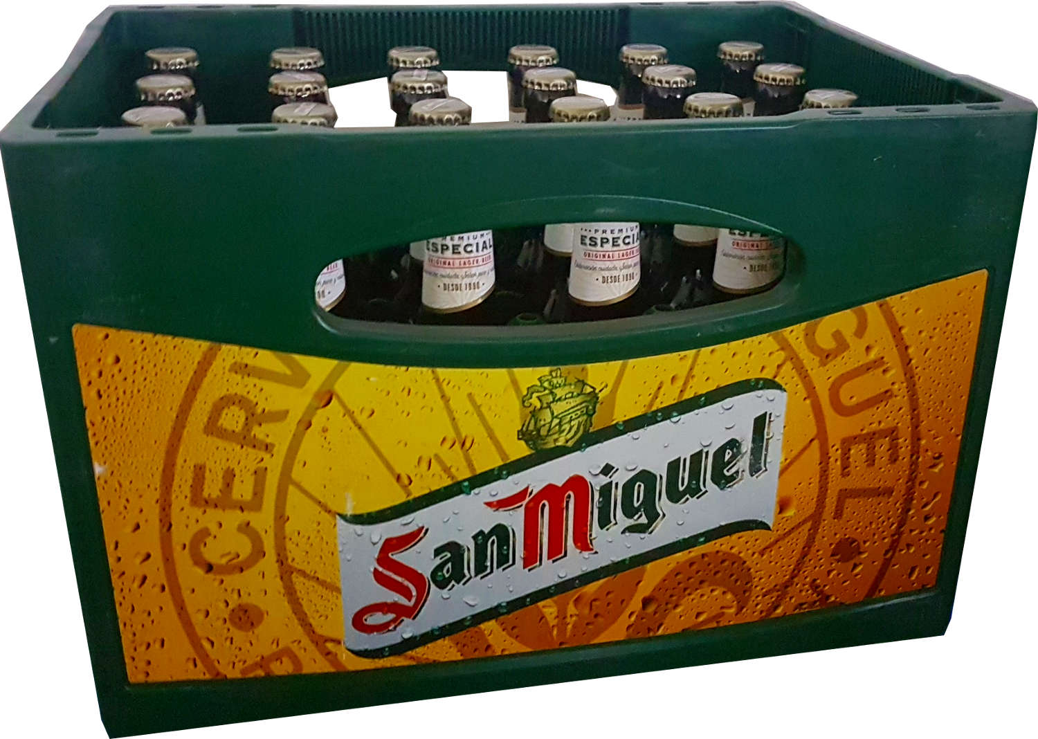 24 X San Miguel Especial 5 4 Vol 0 33l Original Case My Food Online Net