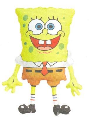 Foil balloon...SpongeBob