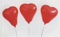 Balloons herzform...Small heart