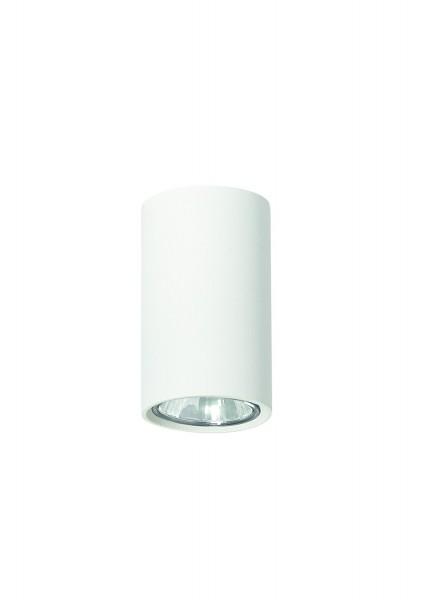 LAMPEX ceiling lamp Simba white metal 10 x 6 cm