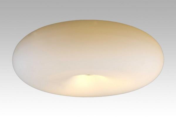 LAMPEX ceiling Opal 38 metal / glass 12 x 38 cm