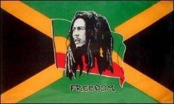Flag...Bob Marley