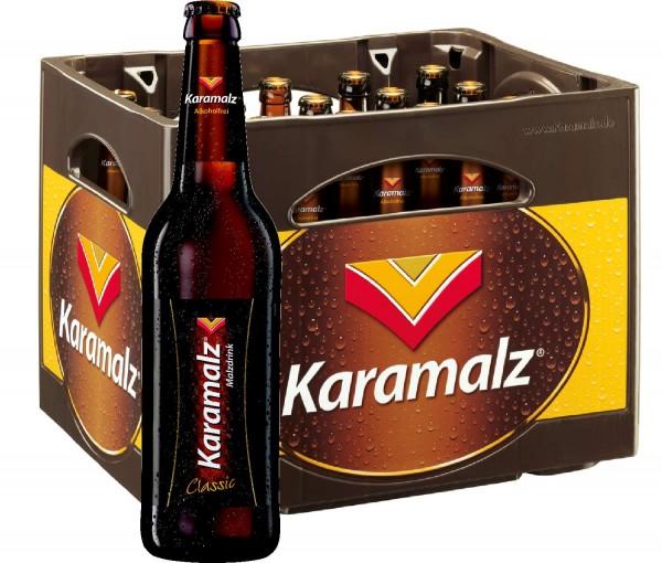 Karamalz Malzdrink - Alcohol Free 20x0,5l - original case