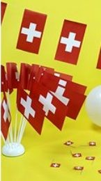 Flags...Switzerland