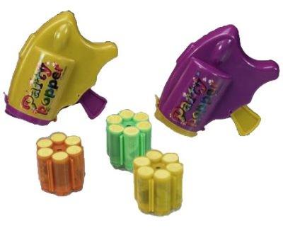 Confetti gun...Party Popper...6 Shot mini