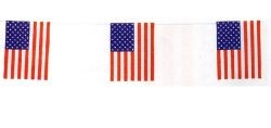 Flag chain...United States