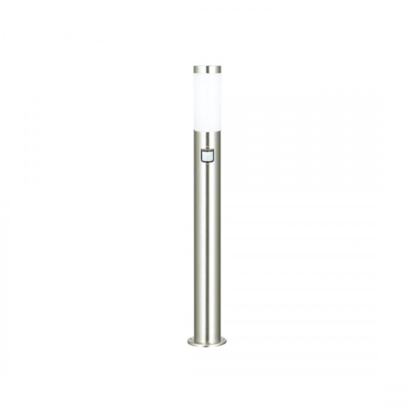 BTR Outdoor lamp made ​​of stainless steel New York BT1003 H0.8 PIR motion detector with 7.8 cm x 80cm