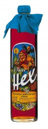 Scheibel 7 valleys Hex 0.7 L mountain herb liqueur 32% vol.