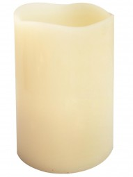 BTR LED real wax candle BT8281 12.5cm