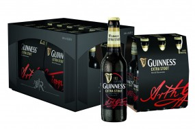 24 x Guinness Extra Scout 0.33 liters 4.1% vol. original case